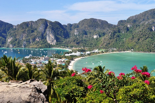 Phi Phi Tour Bucket list