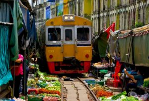maeklong-railway-market - Bangkok trip
