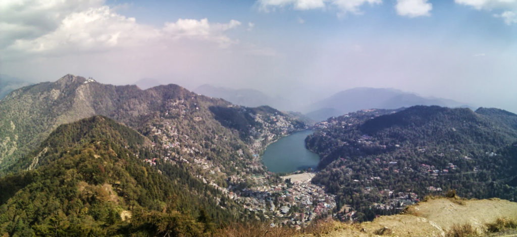 Naini Peak, China peak - Day Treks in Nainital trip