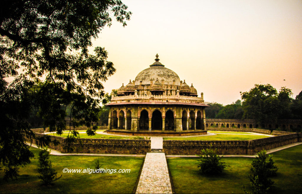 Humayuns Tomb, Delhi- My Travel Book for year 2016,, Looking for more in 2017
