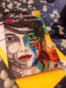 Kalpana an Imagination - Book review