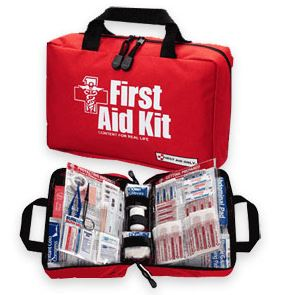 First Aid kit - Backpackers must carry essentials for a Hostel Stay