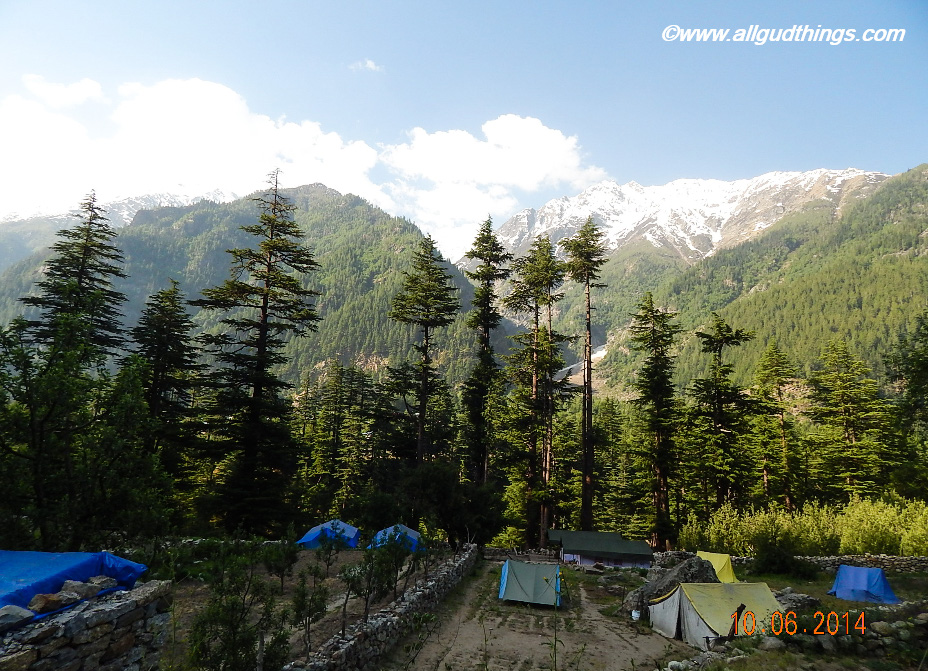 The Sangla Valley, Kinnaur