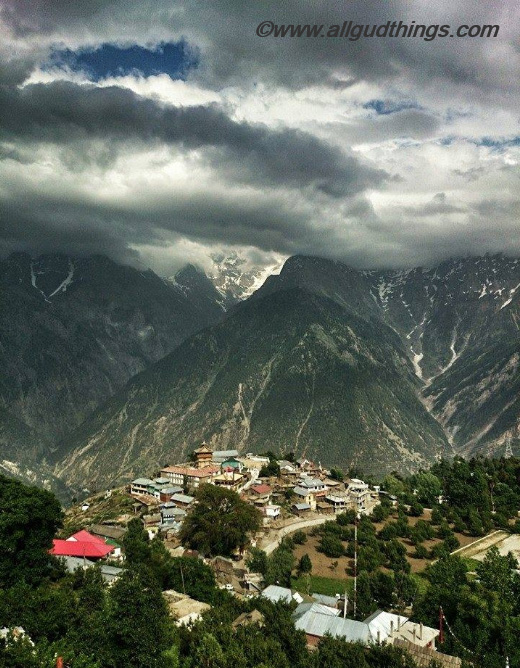 The Village Kalpa: Monsoon Road trip to the Hills