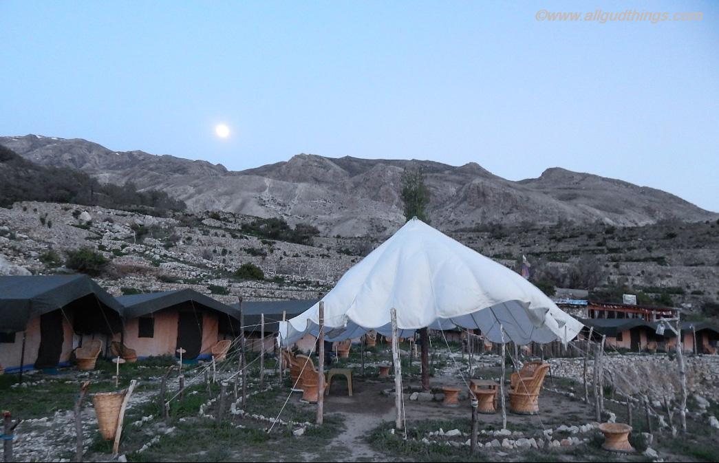 Knaygoh Kinner camps, Nako Village, Himachal Pradesh