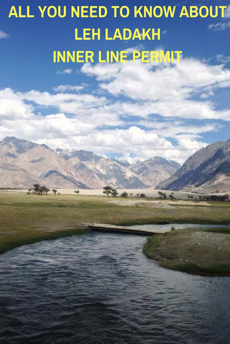 All You Need to Know About Leh Ladakh Inner Line Permit