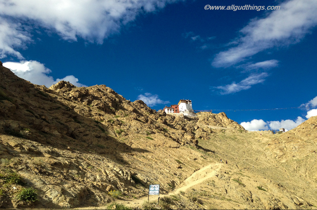 Tsemo castle: 6 must visit Leh ladakh Palaces, before they disappear