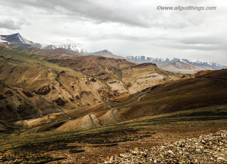 Road to Taglang La, Ladakh: The Land of High Passes