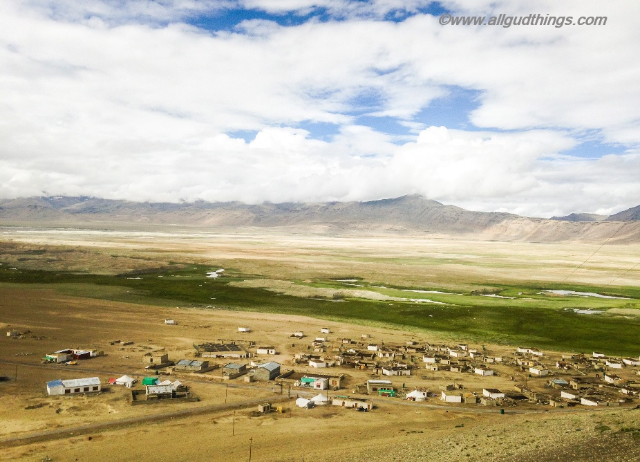 A day at White Lake Tso Kar in Ladakh