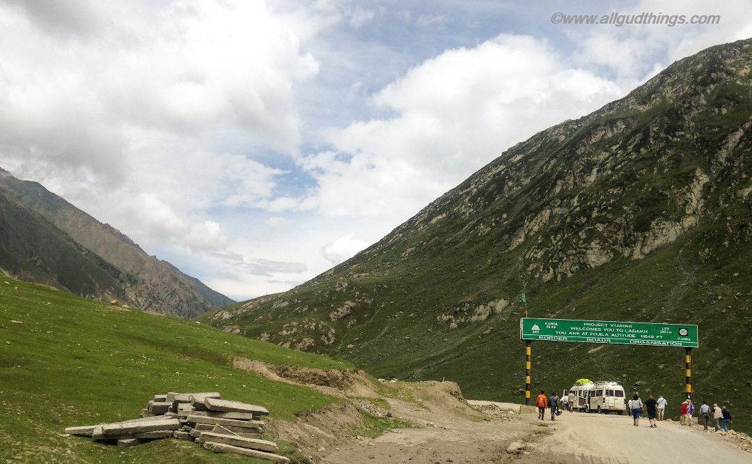 Zoji La -Ladakh, the land of high passes
