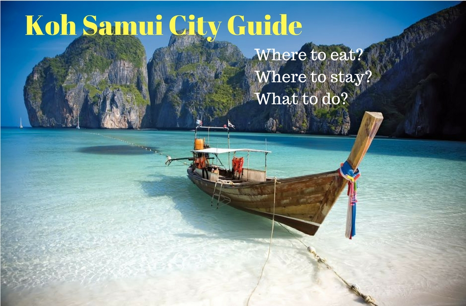 Koh Samui City Guide
