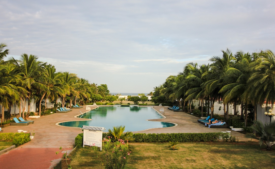 Review: Chariot Beach Resort, Mahabalipuram