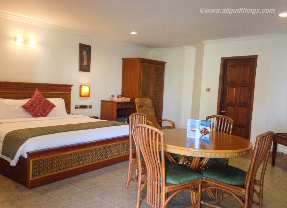 Sea View Suites at Chariot Beach Resort
