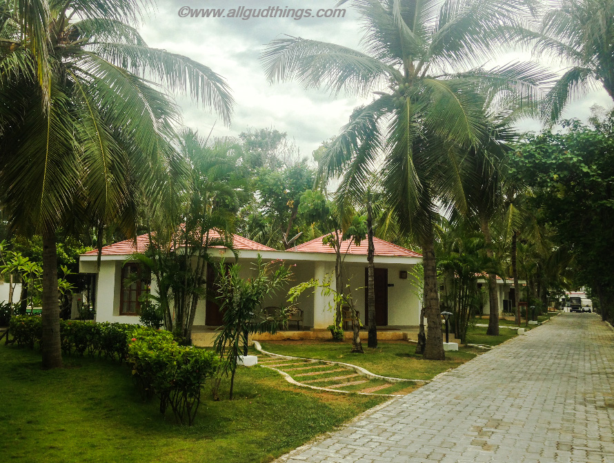 Super Deluxe Cottages at chariot Mahabalipuram