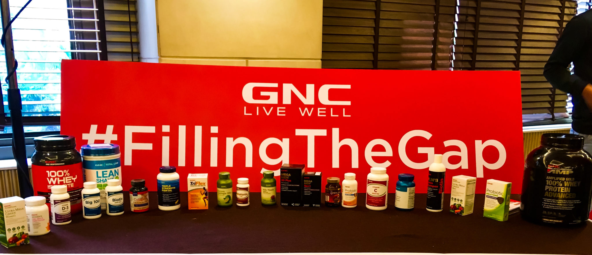 GNC Products- Health Supplements for Travel