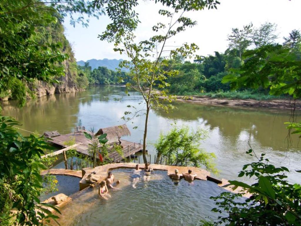 Hintok River Camps - Camping Destinations in Thailand