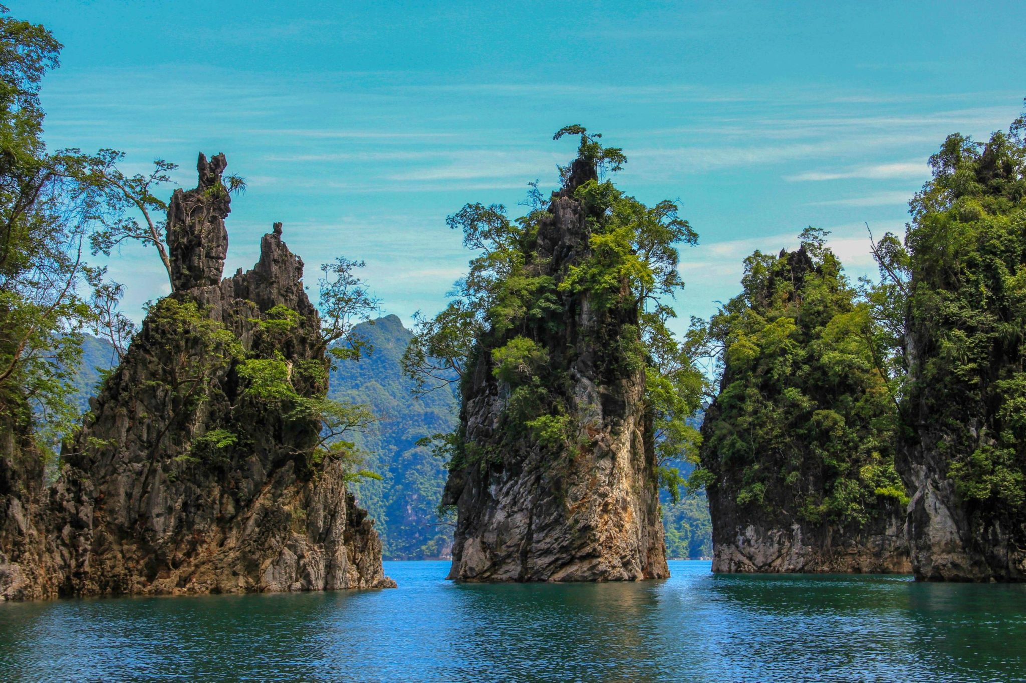 Khao Sok National Park - Camping sites in Thailand