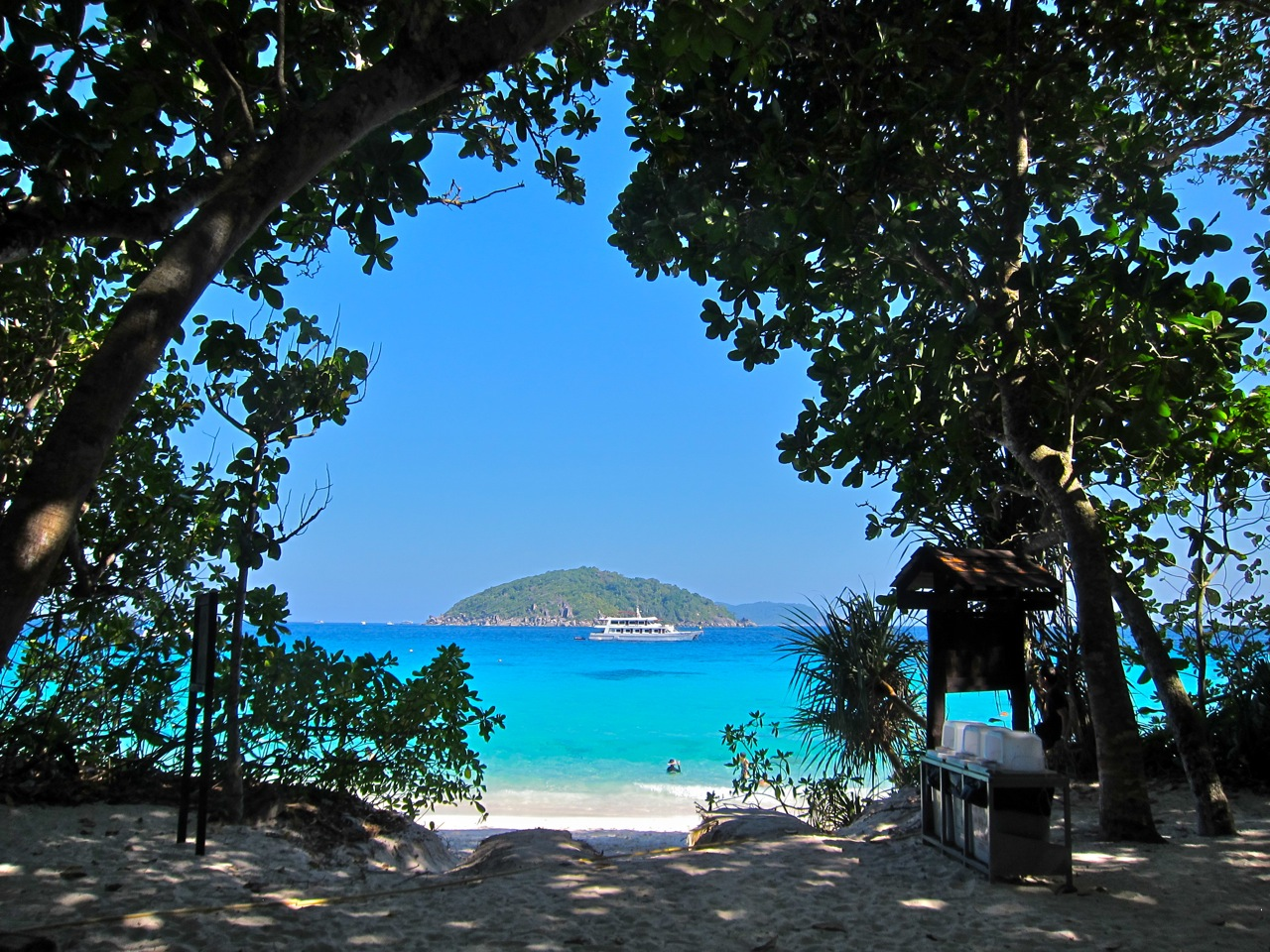 Similan Islands - Camping Destinations in Thailand
