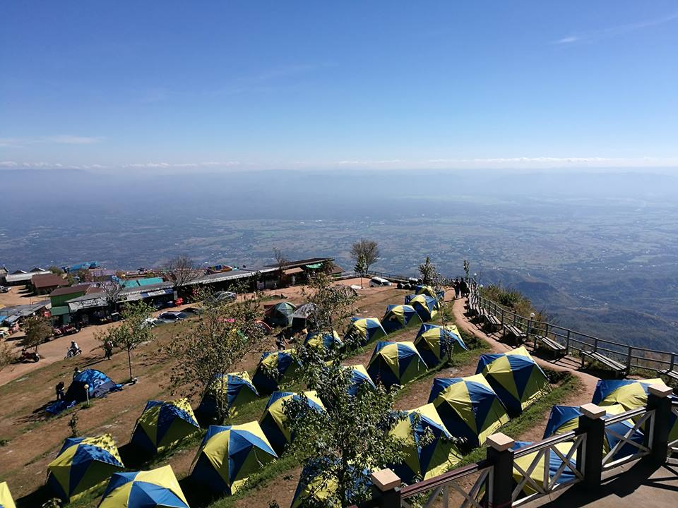 Phu Tub Berk, Phetchabun thailand - camping sites in thailand