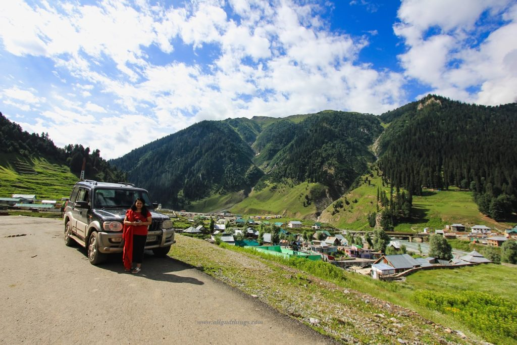 At Sonamarg - ladakh Road