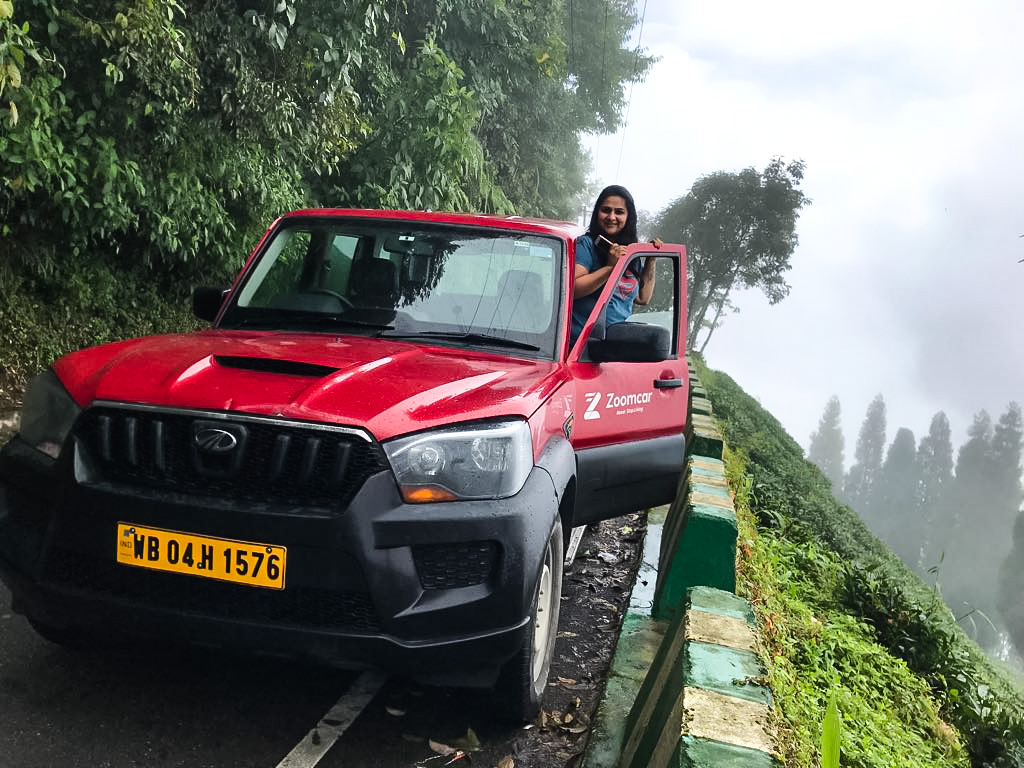 Our Experience with Zoomcar – Siliguri to Sikkim