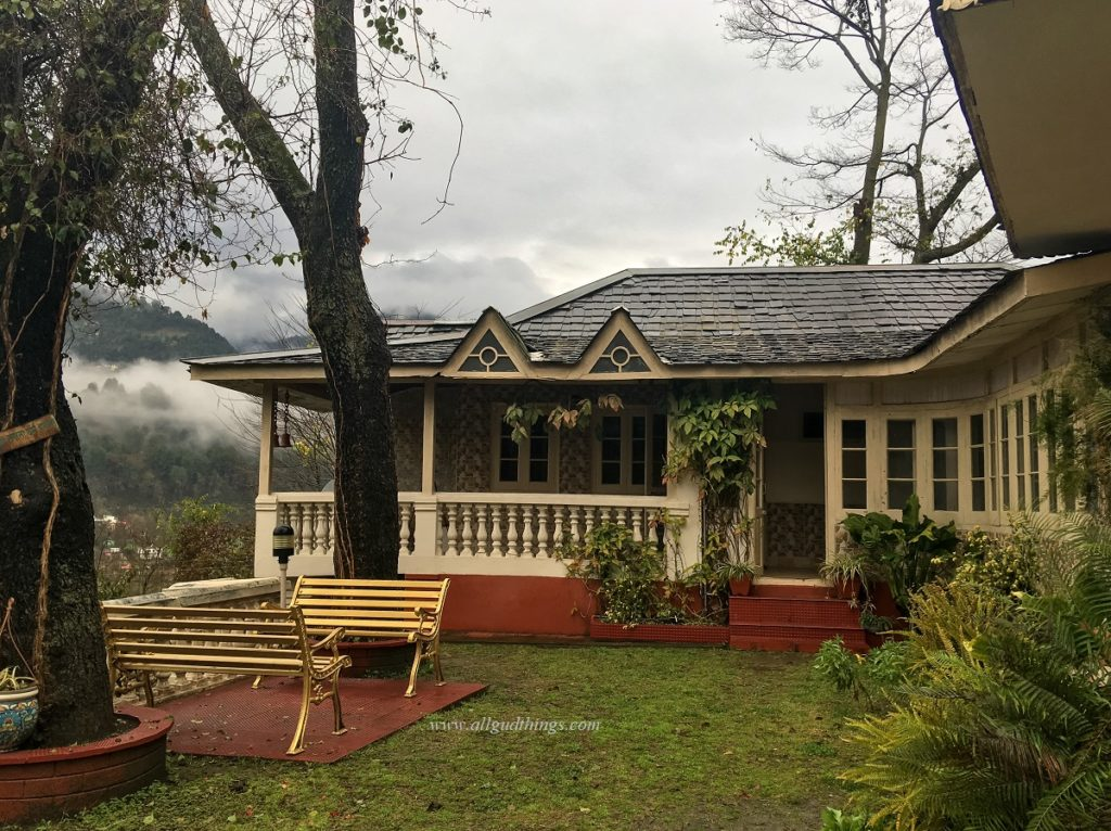 Our Cottage at Anantson Resort, Chamba - Dalhouise Chamba Khajjiar
