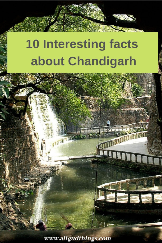 10 Interesting Facts about Chandigarh