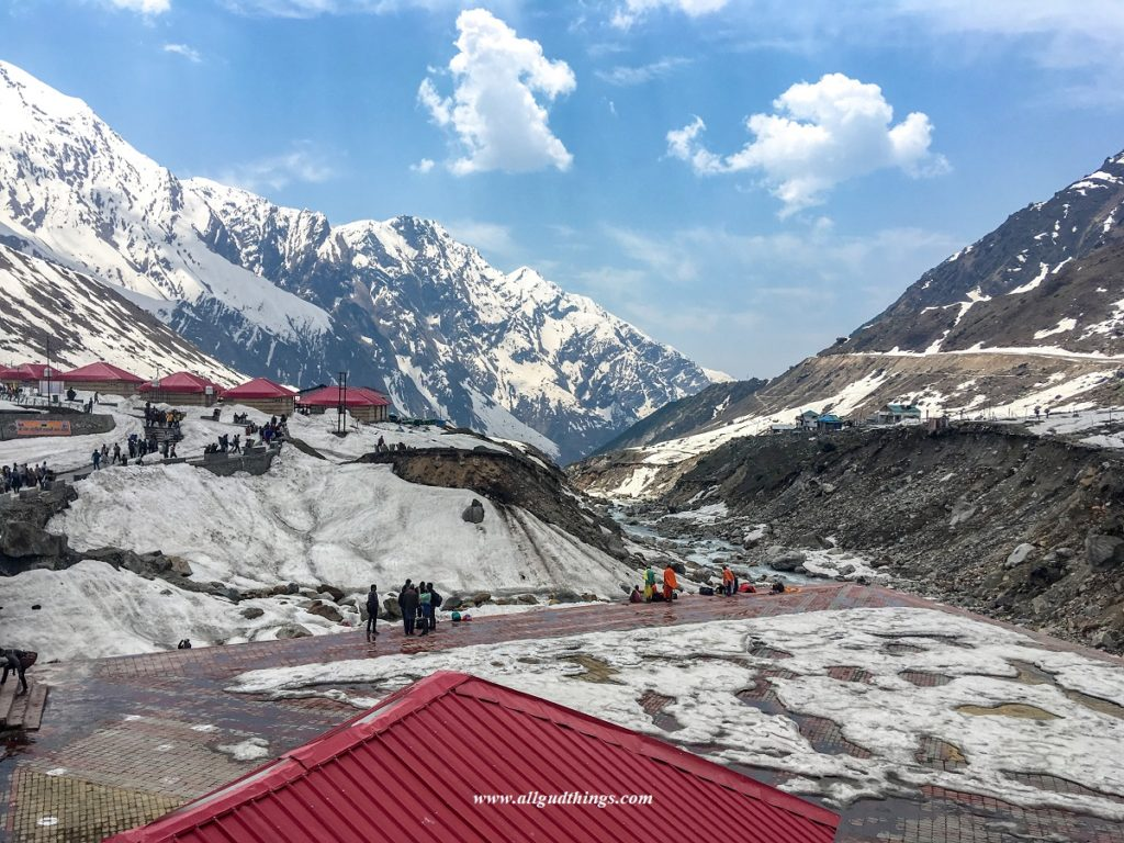 Kedarnath accommodation