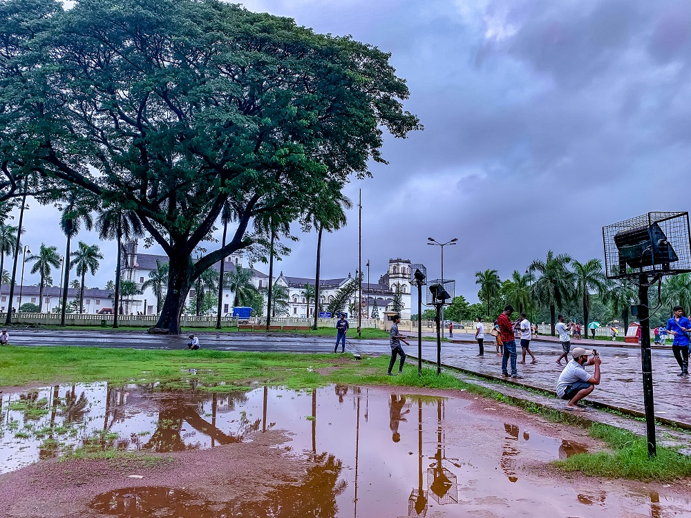 Chasing Rains at offbeat Monsoon Destinations in India
