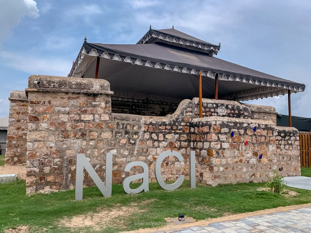 NACL Restaurant at Sambhar Heritage Resort