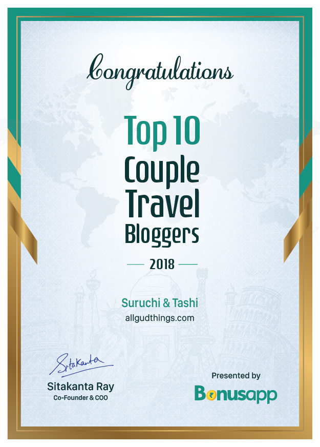 Top 10 Couple Travel Bloggers